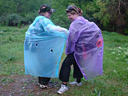 какие модные у нас дождевички