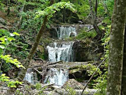 водопады Хапхала