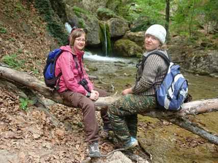 Лена и Аня