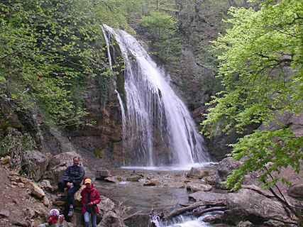 ВодопадДжур-Джур