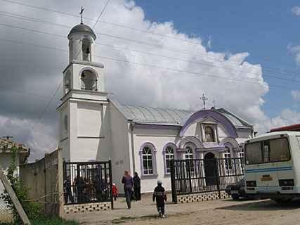 Церковьвселе Чернополье