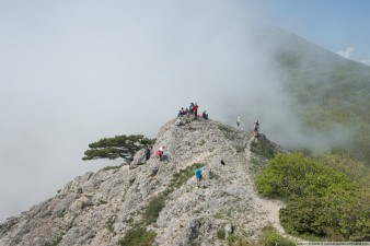 Туманный Эчки-Даг